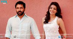 Kajal Aggarwal to romance Vikram in his next
