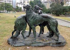Borzoi,art, Giacomo Merculiano Dog Tattoos, Animal Tattoos, Lion Tattoo, Sleeve Tattoos, Dog Sculpture, Bronze Sculpture, Russian Wolfhound, Horses And Dogs, Happy Dogs