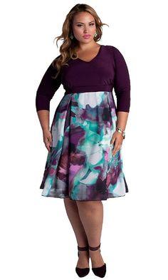 Amazon.com: IGIGI Plus Size Sovana Dress: IGIGI: Clothing