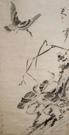 Zhu Da (Bada Shanren), 1626-1705