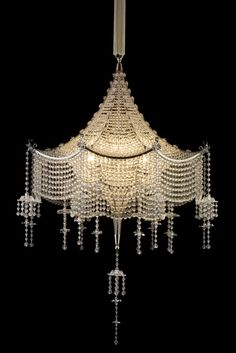 Art Deco inspired chandelier   Art Deco, The Great Gatsby, Roaring 20's, 1920's, 1930's, Flapper, Design, Style www.BrassTacksEvents.com www.facebook.com/BrassTacksEvents www.twitter.com/BrassTacksEvent