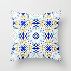 Free Spirit Boho Throw Pillow by azima Boho Throw Pillows, Face Design, New Age, Summer Of Love, Yoga Meditation, Store Design, Free Spirit, Boho Fashion, Pop Art