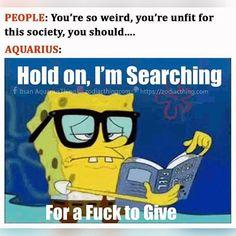This is so true #aquarius #aquarius #aquariusseason #aquariusfact