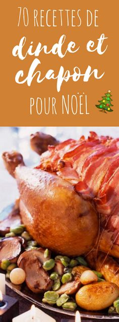 Nos recettes spéciales dinde et chapon pour Noël Begin without fear with the realization of a capon! Cuisine Diverse, Xmas Dinner, Hamburger Meat Recipes, Instant Pot Dinner Recipes, Xmas Food, Family Meals, Food Inspiration, Food Porn, Gourmet