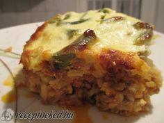 Rakott zöldbab recept | Receptneked.hu ( Korábban olcso-receptek.hu)