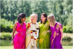 Oxnead Hall, Norfolk Wedding Venue. Hindu Wedding Ceremony - Andy Davison Photography