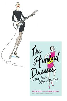 Dress Styles - The Hundred Dresses by Erin McKean Excerpt - Elle (Donna Mehalko)