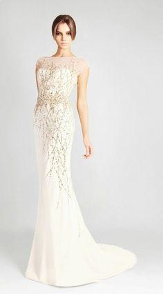 brautkleid schlicht elegante brautkleider
