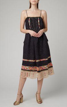 83e18b6243 Ulla Johnson Nara Multi-Print Linen-Cotton Maxi Dress