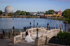 Epcot never looked so good. Photo: Stephanie, Disney Fine Art Photography