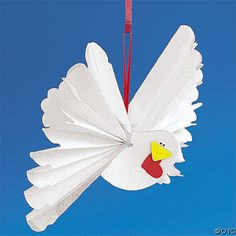 """Bible Lesson Week 11: K; Scripture: """"Keep me as the apple of your eye; hide me in the shadow of your wings."""" ~Psalm 17:8; Snack: cookies; Craft: Butterfly Ornament. (Needed: Tissue Paper (folded acordian-style), ribbon, markers to decorate the 'wings'.)"""