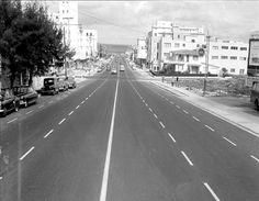 La Rampa,el Vedado,año 1950,Habana.