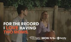 The Fosters ABC Family | Season 1, Episode 3 Hostile Acts | Quotes