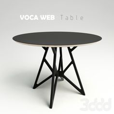 Model bàn table Features: – Only quad polygons – Materials and models are clearly … Table Furniture, Home Furniture, Brookfield Homes, Iron Table Legs, Tiny Living, Modern Classic, Steel Frame, Modern Bedroom, Metal Art