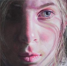 Artist Daggi Wallace is a #pastel #painter known for creating emotionally charged artwork. It has been said that Daggi captures the soul of her subjects and the essence of the moment in her masterful pastels.  - article by Carrie Turner - http://faso.com/fineartviews/60052/faso-featured-artists-artist-daggi-wallace