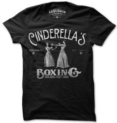 Cinderella's Boxing-too cool!