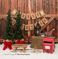Double Gate by Sarah Faragalli - Cute Christmas Mini Set up using Double Gate Caramel Photography Backdrop. Christmas Photo Booth Backdrop, Christmas Photo Props, Family Christmas Pictures, Christmas Backdrops, Christmas Decorations, Christmas Mini Sessions, Family Pictures, Christmas Photography Kids, Holiday Photography