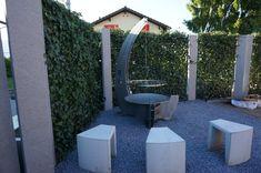 Mezzaluna schön inszeniert Arch, Outdoor Structures, Design, Grill Accessories, Crickets, Lawn And Garden, Nice Asses, Longbow, Arches