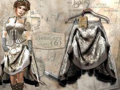 !gO! Steam Lara - skirt - 6
