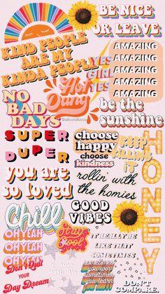 Vintage Wallpaper, Trendy Wallpaper, Aesthetic Pastel Wallpaper, Tumblr Wallpaper, Aesthetic Backgrounds, Aesthetic Wallpapers, Kawaii Wallpaper, Perfect Wallpaper, Colorful Wallpaper