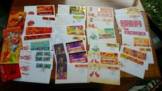 Chinese Zodiac FDC envelope collection  1996 97 98 99 00 01 02 03 05
