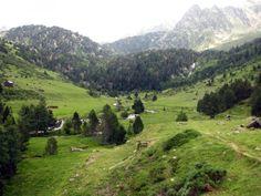 Pla de Boet, al Pallars Sobirà (Catalunya - Catalonia)