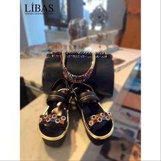 Haftanın ayrılmaz ikilisi 👯👡👜 #albertoguardiani #braccialini #libas #braccialinibags #bag #çanta #çantamodelleri #sandalet #ayakkabı #onlineshop #shoes #çantamodelleri #luxury #luxuryfashion #sale