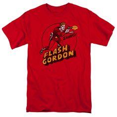 Flash Gordon: Zang T-Shirt