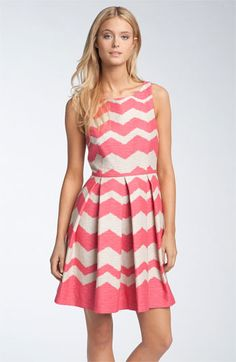 Taylor Zigzag dress