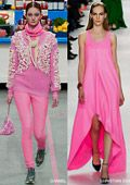 Pink is the key color trend for Fall-Winter 2015/2016 news.bgfashion.net