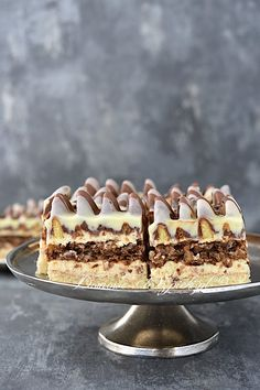 Cake Recipes, Dessert Recipes, Polish Recipes, Food Cakes, Something Sweet, No Bake Desserts, Cake Decorating, Bakery, Deserts