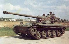 Light Tank AMX-13 (France)