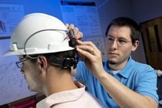 Un casco que detecta el inicio de la intoxicación por monóxido de carbono
