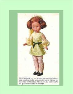 Nancy Famosa: CATÁLOGO NANCY FAMOSA 68 Nancy Doll, Doll Toys, Disney Characters, Fictional Characters, Teddy Bear, Disney Princess, Classic, Animals, Vintage