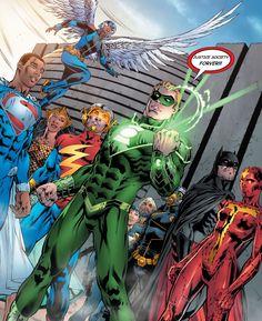 Justice Society of America (Team) - Comic Vine