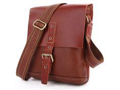 Vertical Tablet Case Messenger Bag with Front Pocket #Serbags