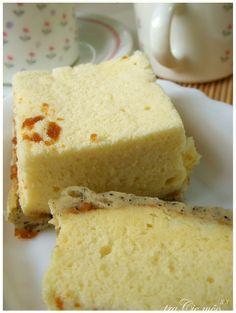 Steamed Egg Cake (Ji Dan Gao/ Gai Dan Gou) by Tracshia, via Flickr