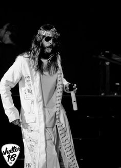 Jared - Carnivores Tour - PNC Music Pavillion, Charlotte, NC - 12 August 2014 - Photo credits on pic