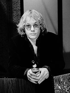 "Warren Zevon by Torbjörn Calvero ~ ""Send lawyers, guns and money, the shit has hit the fan."""