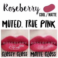 Roseberry Lipsense