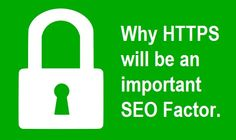 Why HTTPS will be an important SEO factor  www.telapost.com/https-seo-future/