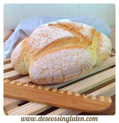Gluten Free Recipes, Bread Recipes, Gua Bao, Pan Bread, Pain, Keto, Food, Gluten Free Buns, Pyrex