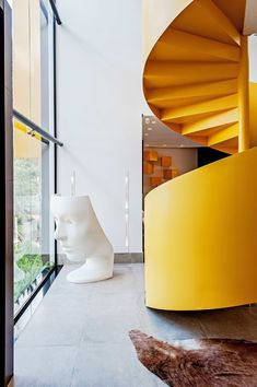 10 modelos criativos de escadas