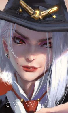 Ashe, Overwatch, click image for HD Mobile and Desktop wallpaper resolutions. Wallpaper Source by uhdpaper Game Character, Character Design, 480x800 Wallpaper, Overwatch Wallpapers, Overwatch Fan Art, Digital Art Girl, Character Aesthetic, Noragami, Anime Art Girl