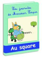 Mr Lapin au square