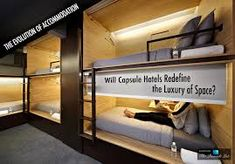 The Pod Boutique Capsule Hotel - SingaporeThe latest addition to Singapores staggering hotel scene is definitely something you dont see every day. Consisting of 83 minimalist yet stylish capsules. Bunk Bed Rooms, Bunk Beds, Dormitory Room, Casa Hotel, Capsule Hotel, Casas Containers, Hotel Room Design, Bunk Bed Designs, Luxury Accommodation