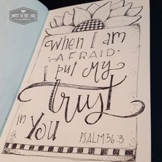 Sweet To The Soul Ministries - 30 Days of Bible Lettering July - Psalm Scripture Doodle, Scripture Lettering, Hand Lettering Quotes, Scripture Art, Bible Art, Bible Scriptures, Bible Quotes, Bible Doodling, Bible Illustrations