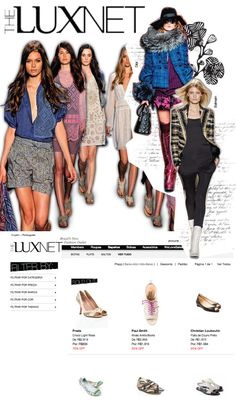 TheLuxet ::: BRAZIL'S NEW FASHION OUTLET!