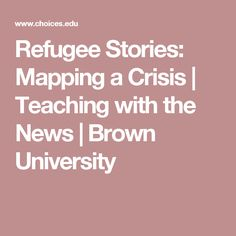 22 Best Refugee Instructional Activities Common Core Grade ...