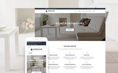StellarLook - Renovation & Interior Design WordPress Theme